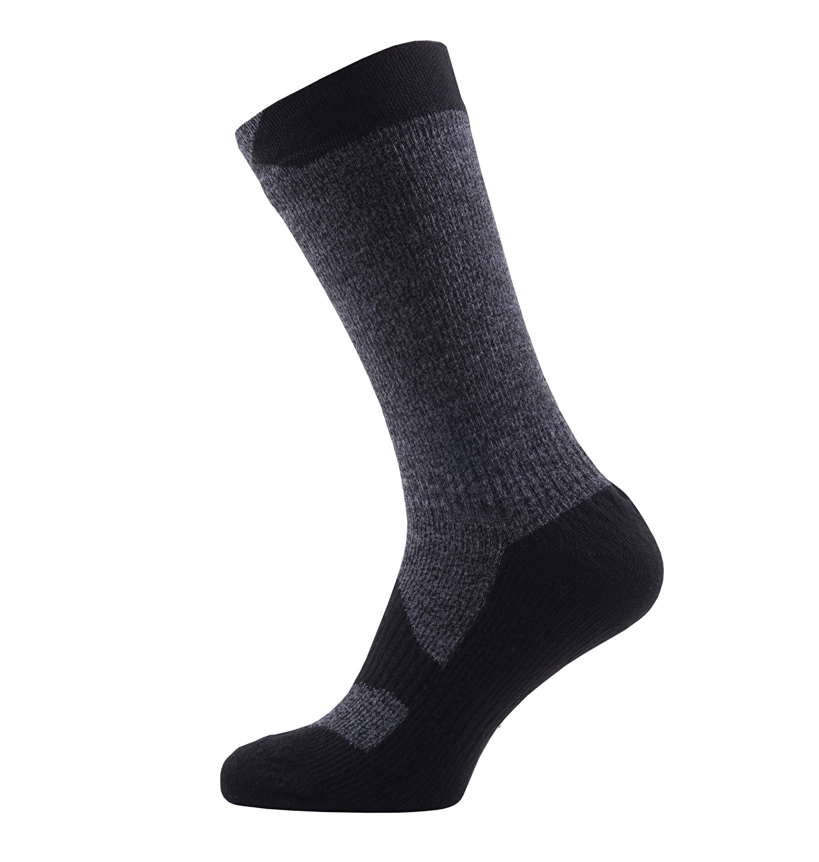 Voděodolné ponožky Walking Thin Mid - Slabé - Penzum - váš svět ... b39f472ead